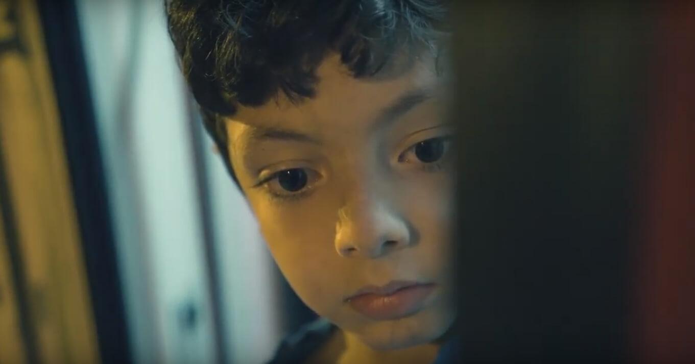 LEKE (Stain) Teaser / Atom Film Short Film