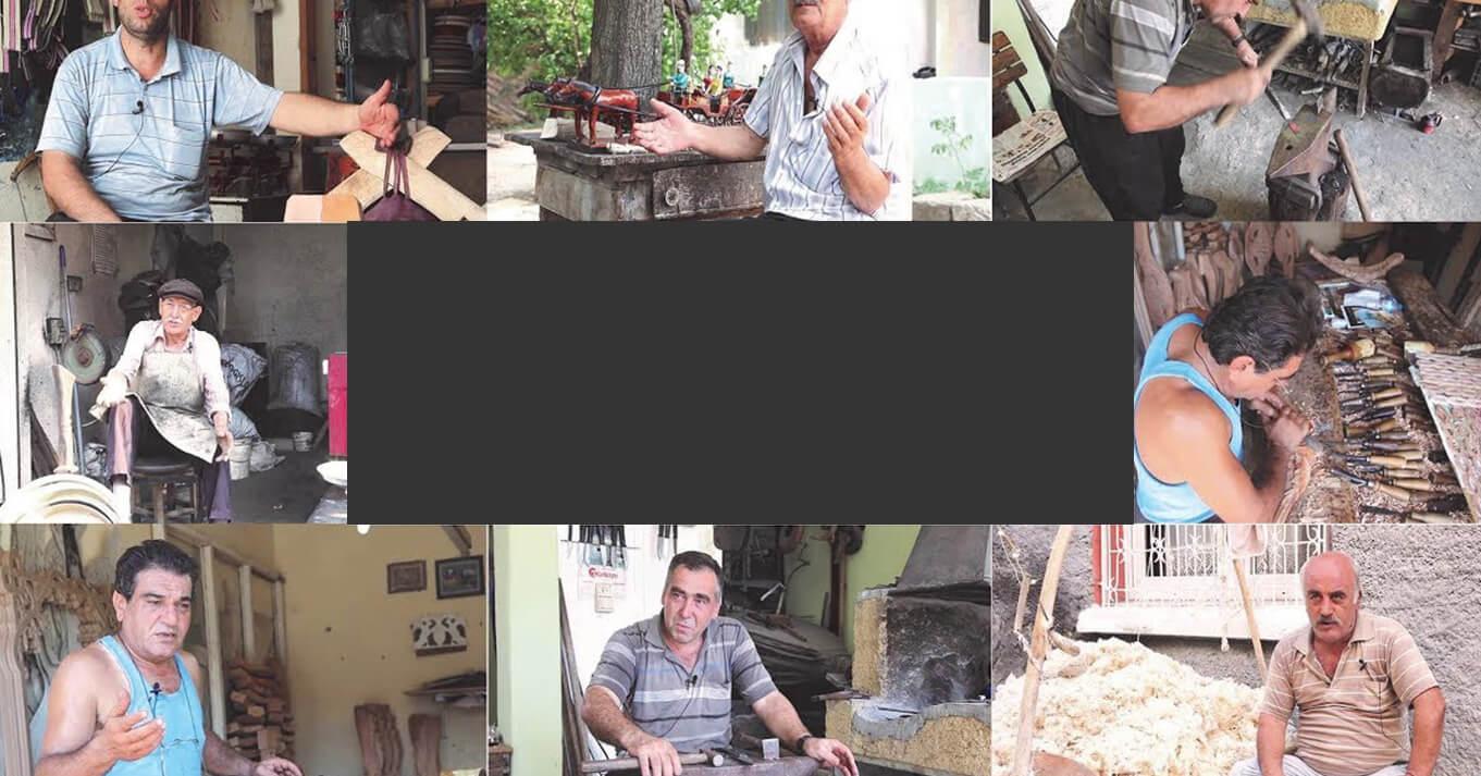 Adana'nın Kaybolmaya Yüz Tutmuş Zanaatları VTR
